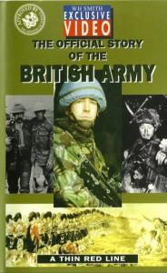British Army VHS
