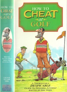 Cheat at Golf VHS